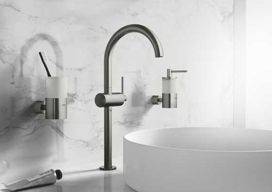 U-Turn: GROHE Atrio | News