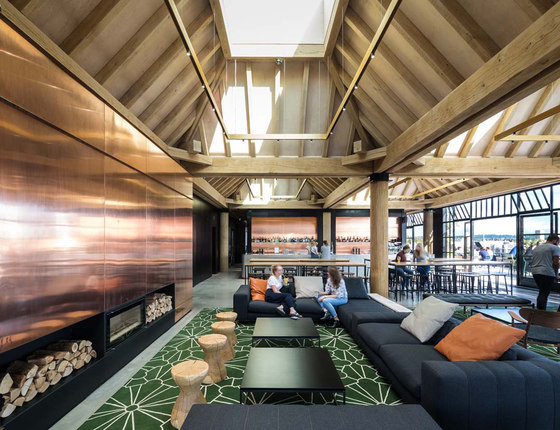 You've changed: adaptive reuse in new architectural projects | News