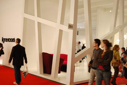 die architektur der pr sentation. Black Bedroom Furniture Sets. Home Design Ideas