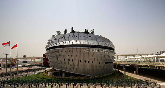 Making an Exhibition of Ourselves: Architonic deciphers some of Expo 2010 Shanghai's architectural offerings | Novità