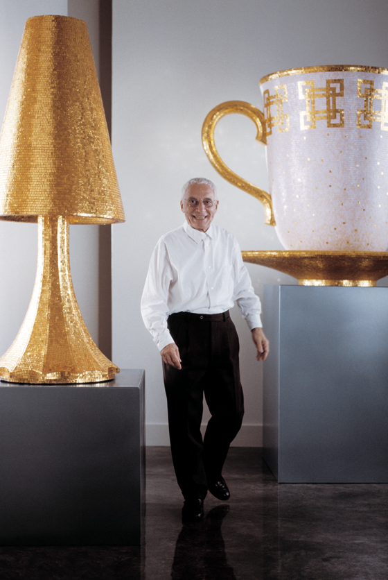 The Milan Four: Alessandro Mendini | News