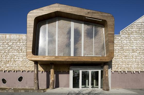 Spectacular Vernacular: contemporary applications of craft-based building methods | News