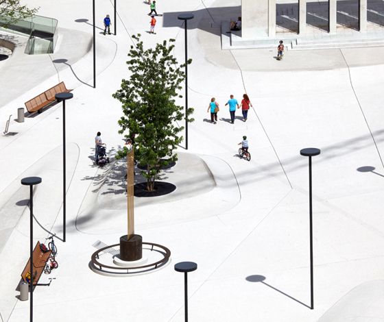 Park life: the evolving approach to designing urban public space | Novità