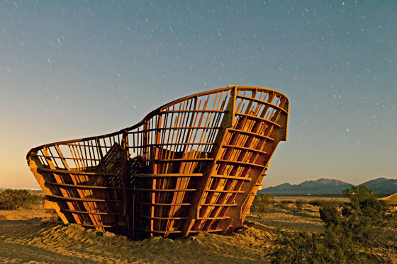 Points in Space: (Contemporary) exercises in inscribing the landscape | News
