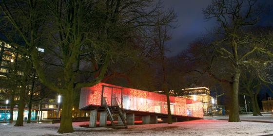 Maintenant – Bernard Tschumi at the Pompidou Centre | News