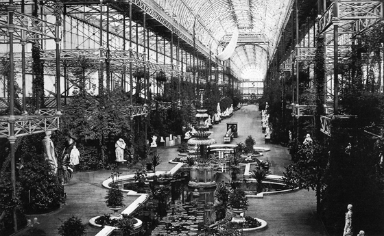 So Transparent: London's iconic Crystal Palace reloaded – Part I | News
