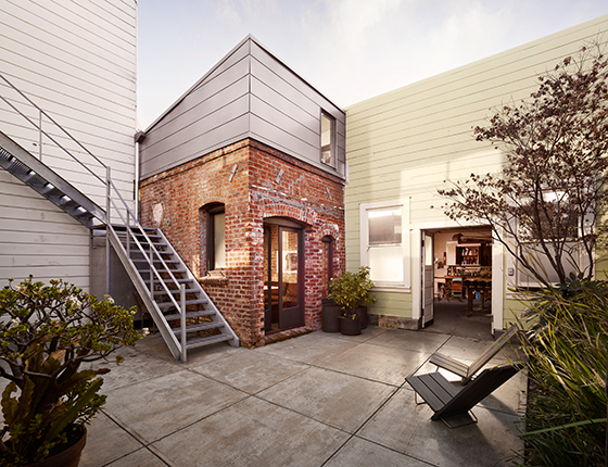 Less is More: bigging up micro-architecture | Residential