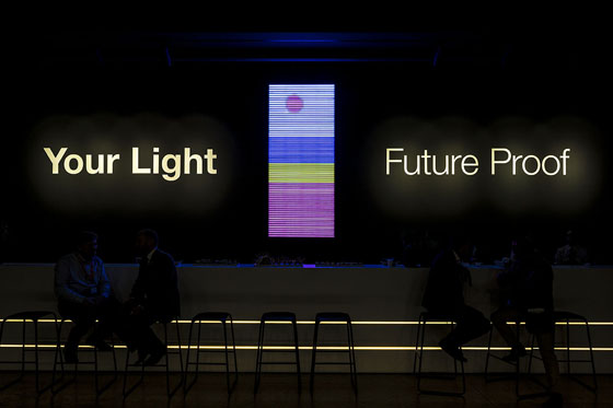 Breathe the Light: Linea Light Group ad Euroluce 2017   Novita del settore