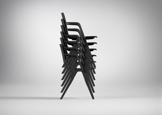 Sitzt perfekt: Brunner A-Chair