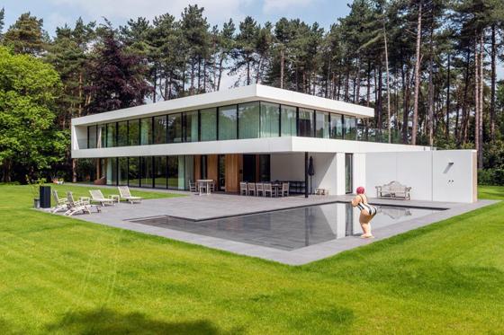 Keller: Villa Schilde | Industry News