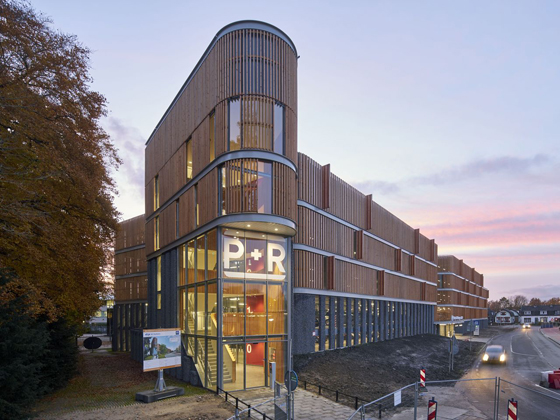 Taking it to the next level: Groosman's P+R Driebergen-Zeist | News