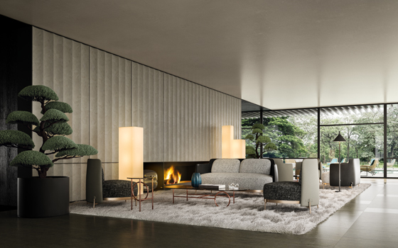 High-end hospitality with a holistic twist: Minotti | News