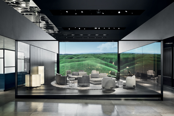 Meditating on the modern: Minotti at the Salone 2018 | News