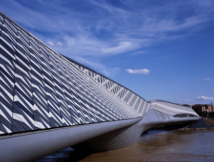 Architectural Bridge Building for the Expo 2008 | News