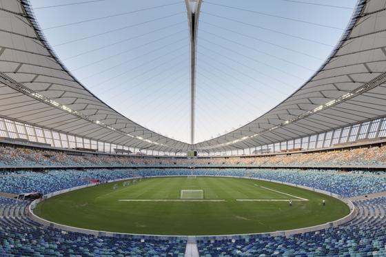 Eigentor Der Preis Für Südafrikas Neue Stadien Für Die Wm 2010 Ist