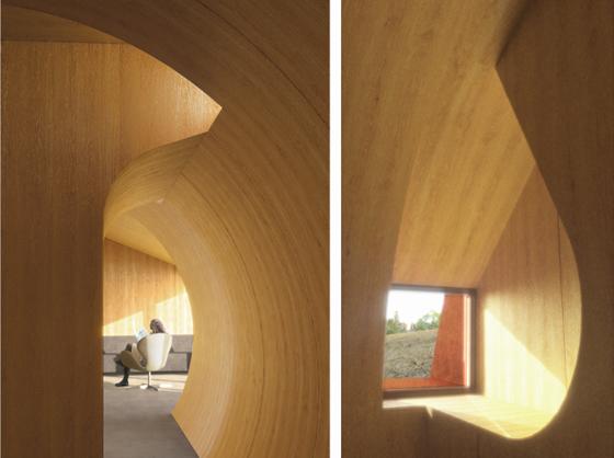 Camouflage Architecture Bauen Unter Der Erde