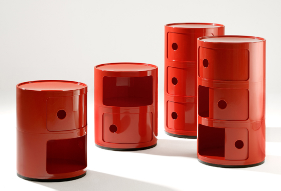 The Milan Four Lorenza Luti From Kartell