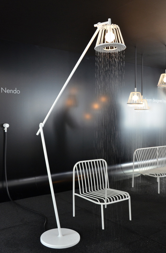 "Axor presents new ""WaterDream"" installations by Front and Nendo 
