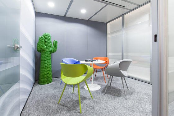 Efficiency in open-plan offices | Product Innovations