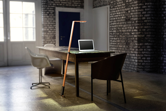 Luctra: Biological light for the mobile workplace | Industry News