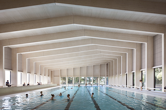 In the swim of things: new swimming pools | News