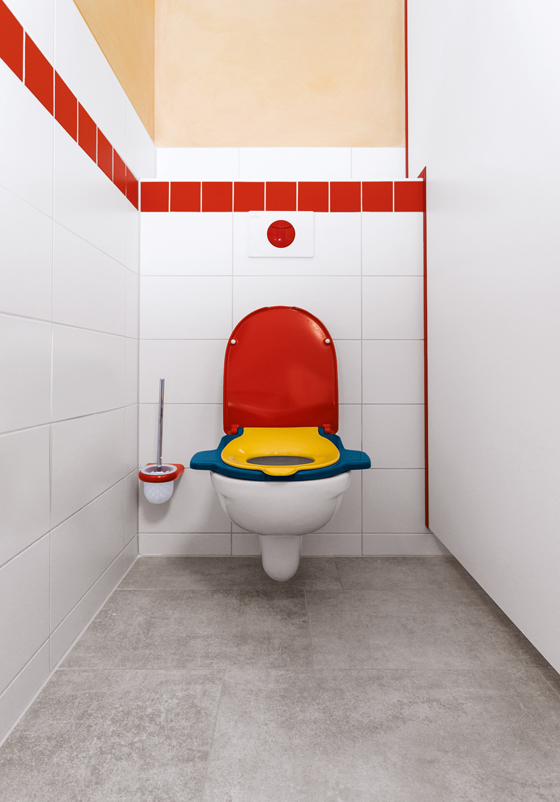 Curiosity is next to cleanliness: O.novo Kids from Villeroy & Boch | News