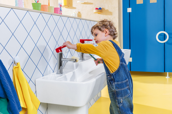 The flush of youth: O.novo Kids from Villeroy & Boch | News
