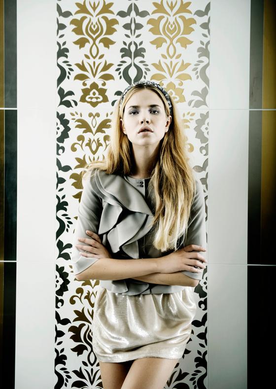 Villeroy & Boch Fliesen baute maßgeschneiderten Catwalk bei der Mercedes-Benz Fashionweek   Industry News