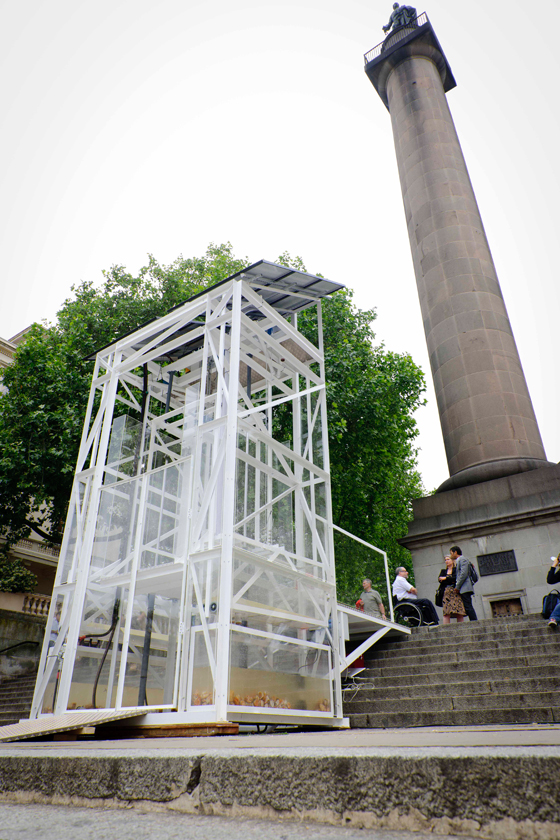 Route Master: the 2010 London Festival of Architecture