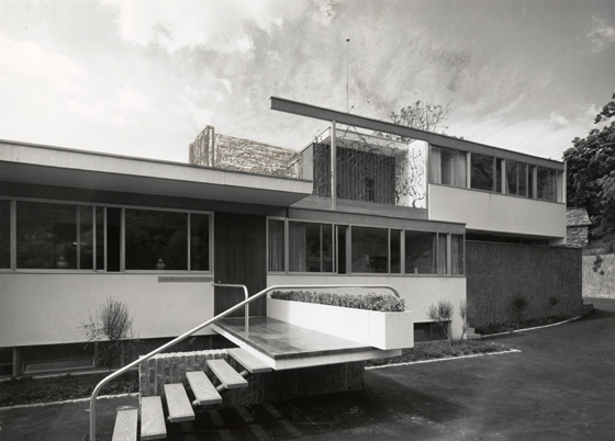 Exhibition: Richard Neutra in Europe (1960–1970) | News