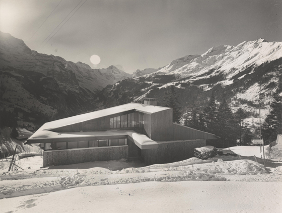 Exhibition: Richard Neutra in Europe (1960–1970) | Novedades