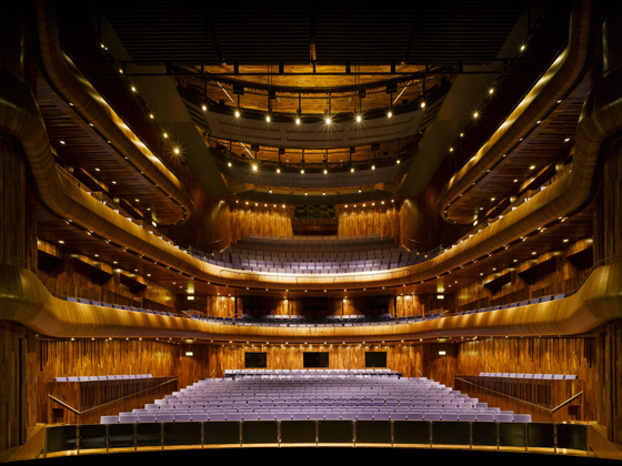 High Performance Spaces: concert halls and opera houses that hit the right note | Novità