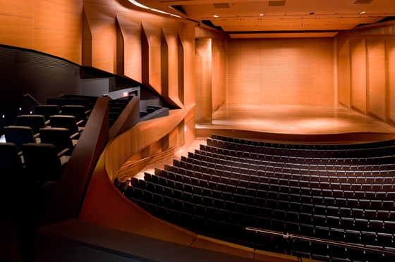 High Performance Spaces: concert halls and opera houses that hit the right note | News