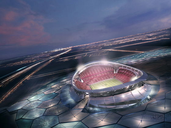 Sporting Chance?: the challenge of legacy-building in international stadium design | News