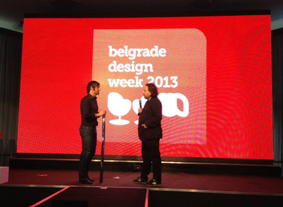 Belgrade Design Week 2013: Eine Bühne für neue Ideen | Aktuelles