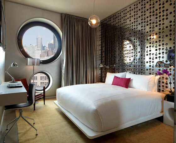 Sleeping Around: contemporary hotel design checks in | News