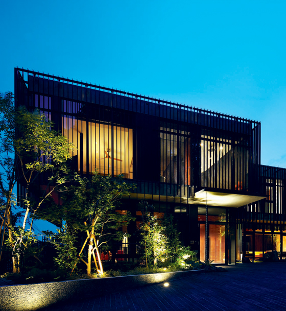 Thermal versatility | Architecture
