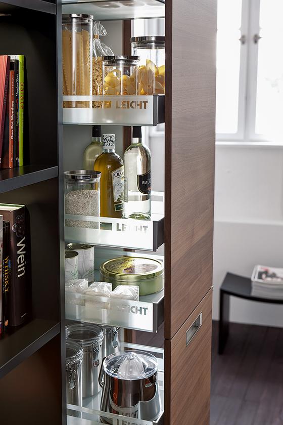 k chenschrank modern. Black Bedroom Furniture Sets. Home Design Ideas