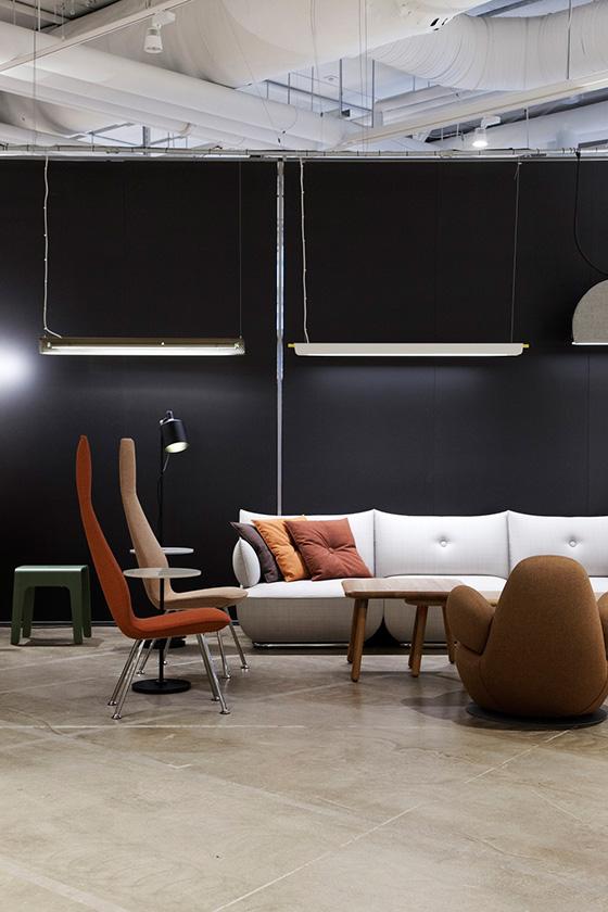 northmodern furniture and design trade show, Copenhagen August 2016 | Messen