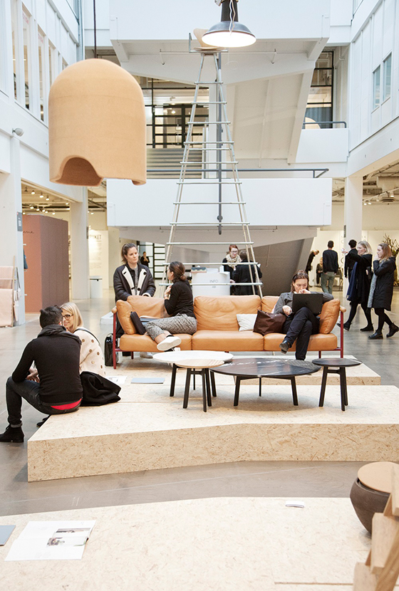 northmodern furniture and design trade show, Copenhagen August 8
