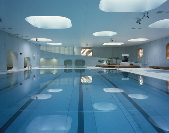 A Bigger Splash: New Wellness Architecture | Novedades