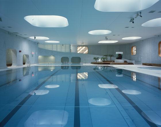 A Bigger Splash: New Wellness Architecture | News