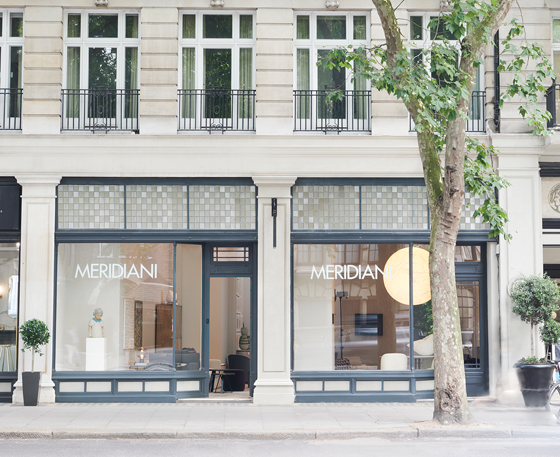 MERIDIANI NEW FLAGSHIP STORE IN LONDON | Industry News