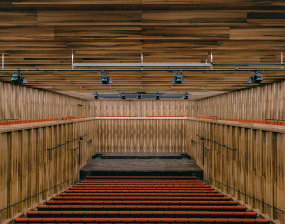 A change of tune: 6 concert halls with perfect pitch | News