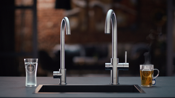 Perfect taste on tap: GROHE Watersystems | News