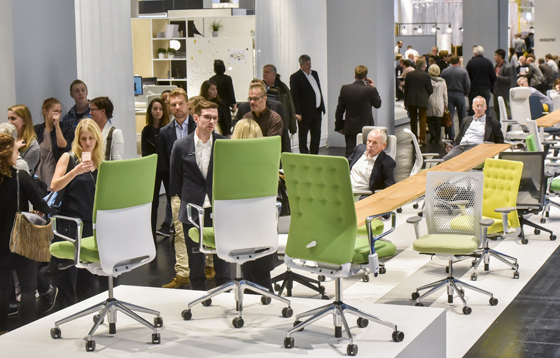 Work it: Orgatec 2018 | News