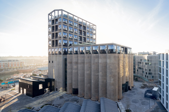 New Museum Africa / Zeitz MOCAA | Industry News