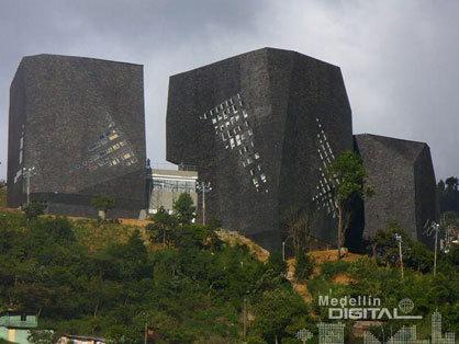 Parque Biblioteca España | News