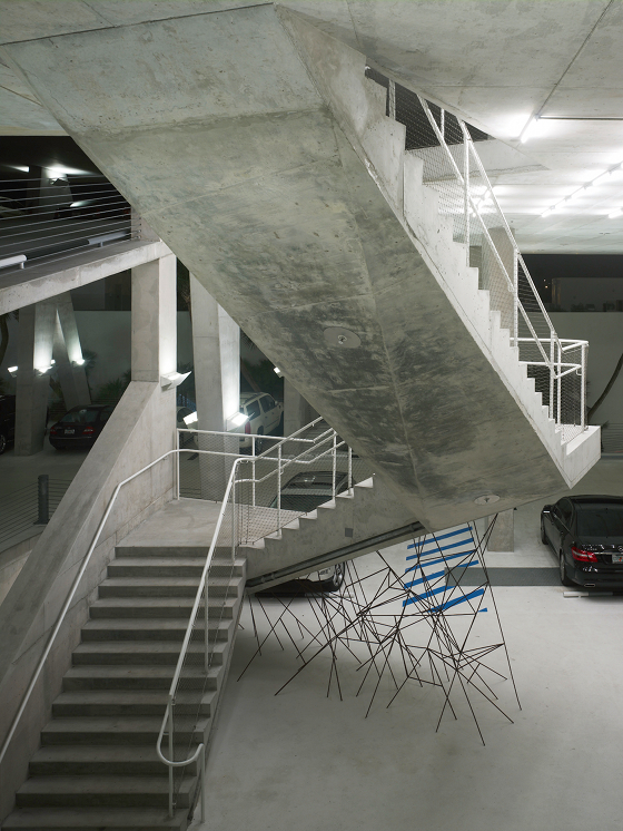 moderne parkhaus architektur aktuelles. Black Bedroom Furniture Sets. Home Design Ideas