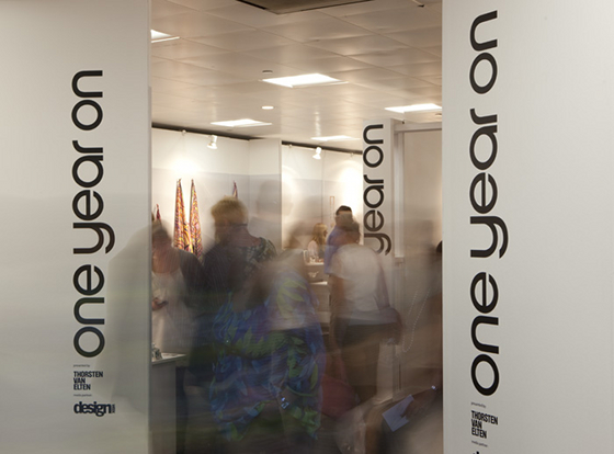 'It's hard, hard, hard work': One Year On at New Designers 2010 | News